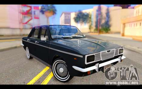 Peykan 1347 Classic para GTA San Andreas