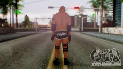 Goldberg para GTA San Andreas tercera pantalla