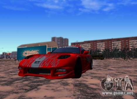 Fast ENB V.31 para GTA San Andreas