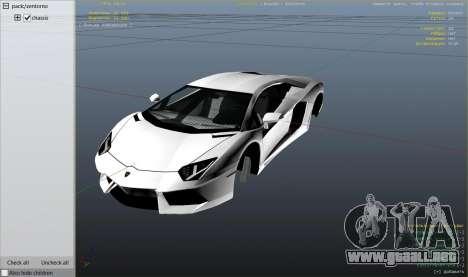 Rueda de GTA 5 Lamborghini Aventador LP700-4 v.2.2