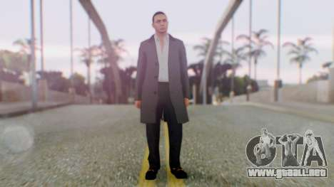 GTA Online Executives and other Criminals Skin 4 para GTA San Andreas segunda pantalla