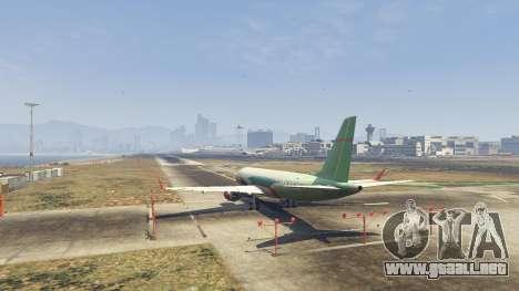 GTA 5 Embraer 195 Wind tercera captura de pantalla