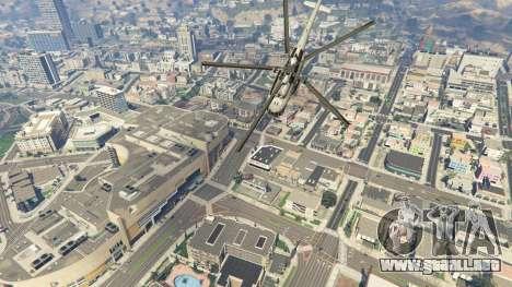 GTA 5 Mi-8 séptima captura de pantalla
