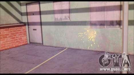 The Best Effects of 2015 para GTA San Andreas tercera pantalla
