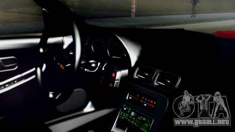 Nissan 240SX Drift v2 para la visión correcta GTA San Andreas
