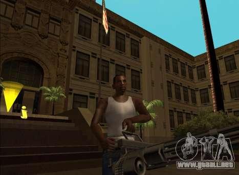 Save Guns v1.0 para GTA San Andreas segunda pantalla