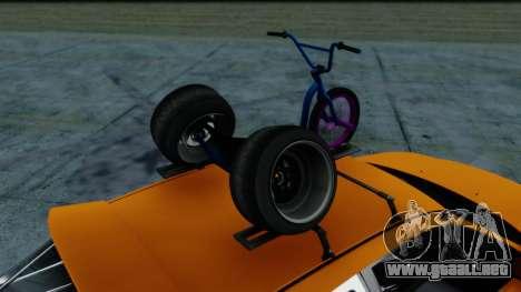 Honda Civic BC YAPIM para la visión correcta GTA San Andreas