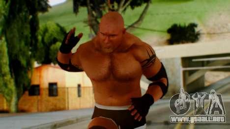 Goldberg para GTA San Andreas