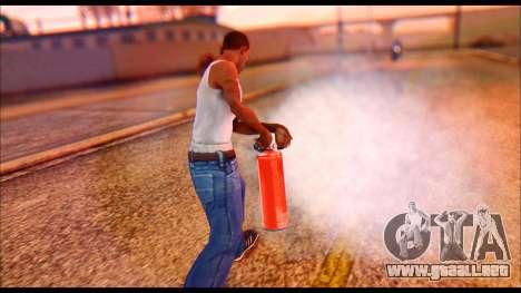The Best Effects of 2015 para GTA San Andreas séptima pantalla