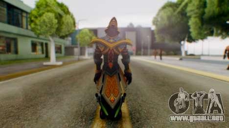 Masteryi League of Legends Skin para GTA San Andreas tercera pantalla