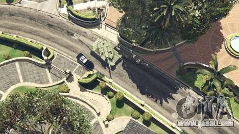 GTA 5 K2 Black Panther vista lateral derecha