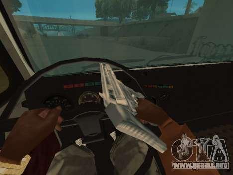 MAZ 551605-221-024 para la visión correcta GTA San Andreas