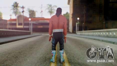 Holy Hulk Hogan para GTA San Andreas tercera pantalla
