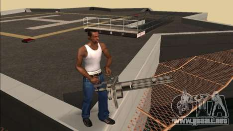 Save Guns v1.0 para GTA San Andreas