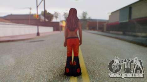 Micki James para GTA San Andreas tercera pantalla