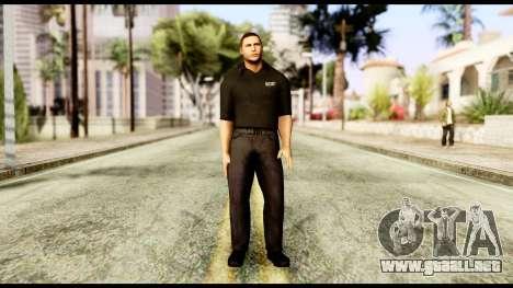 WWE SEC 2 para GTA San Andreas segunda pantalla