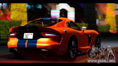 Deluxe 0.248 V1 para GTA San Andreas quinta pantalla