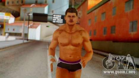 Cody Rhose para GTA San Andreas
