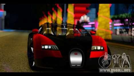 Deluxe 0.248 V1 para GTA San Andreas tercera pantalla