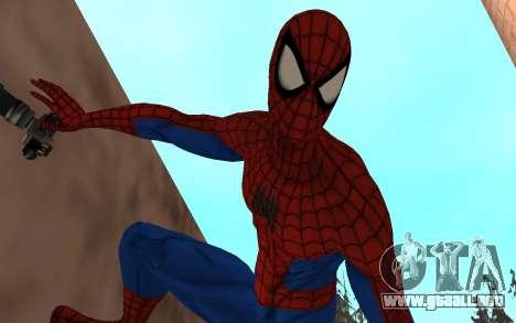 Amazing Spider-Man Comic Versión Robinosuke para GTA San Andreas