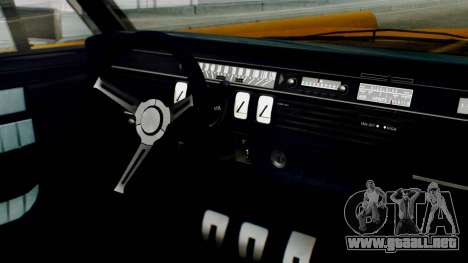 GTA 5 Vapid Chino Tunable para la visión correcta GTA San Andreas