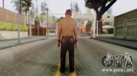 Jinder Mahal 2 para GTA San Andreas tercera pantalla
