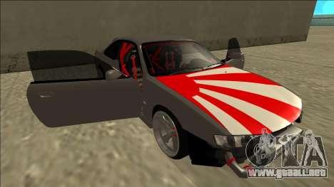 Nissan Silvia S14 Drift JDM para el motor de GTA San Andreas