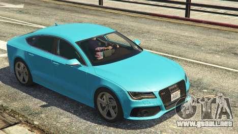 Audi RS7 para GTA 5
