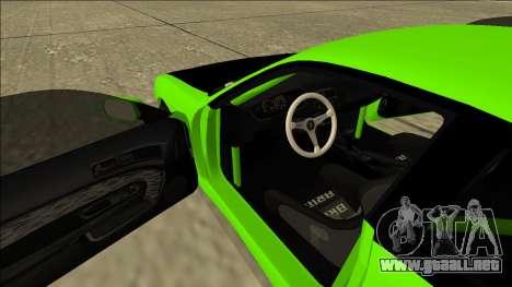 Nissan Silvia S14 Drift para las ruedas de GTA San Andreas