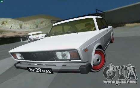VAZ 2105 para GTA San Andreas para GTA San Andreas