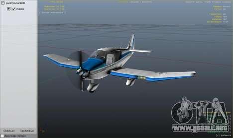 GTA 5 Robin DR-400 noveno captura de pantalla