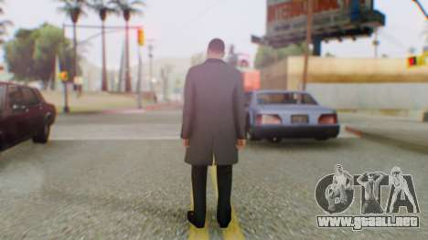 GTA Online Executives and other Criminals Skin 4 para GTA San Andreas tercera pantalla