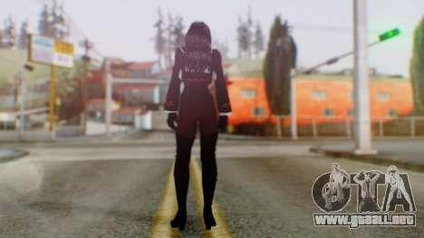 Jillanna para GTA San Andreas tercera pantalla