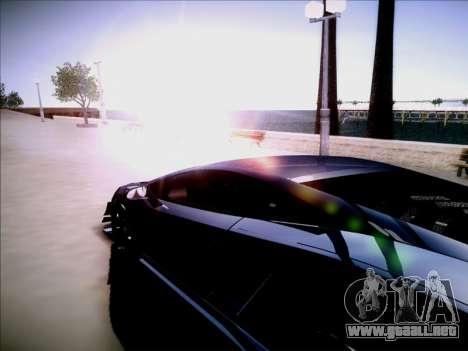 Fija la puesta de sol para GTA San Andreas tercera pantalla