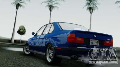 BMW M5 E34 US-spec 1994 (Full Tunable) para GTA San Andreas
