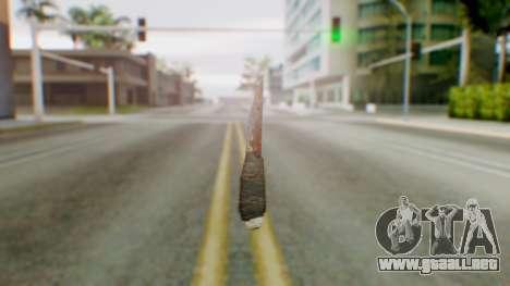 Shank para GTA San Andreas