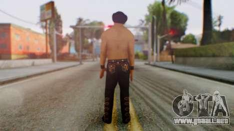 Jinder Mahal 1 para GTA San Andreas tercera pantalla