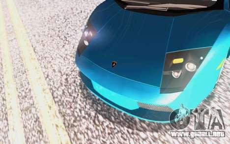 Lamborghini Murcielago 2005 para las ruedas de GTA San Andreas