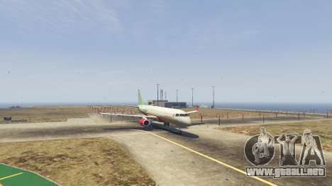 GTA 5 Embraer 195 Wind