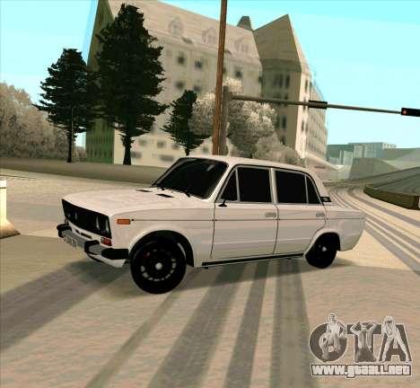 VAZ 2106 [ARM] para GTA San Andreas