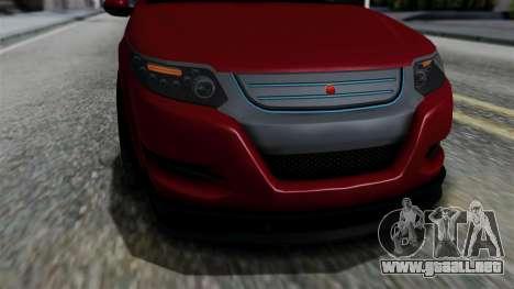 GTA 5 Cheval Surge IVF para la visión correcta GTA San Andreas