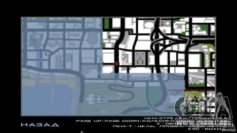 Todo sobre cine para GTA San Andreas sexta pantalla