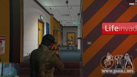 GTA 5 Open All Interiors v4 segunda captura de pantalla