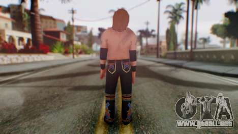 Heath Slater para GTA San Andreas tercera pantalla