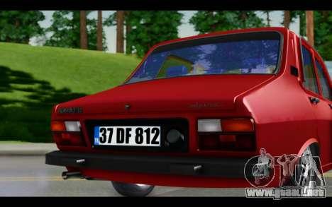 Renault 12 Toros para la visión correcta GTA San Andreas