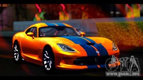 Deluxe 0.248 V1 para GTA San Andreas sucesivamente de pantalla