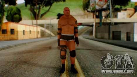 Goldberg para GTA San Andreas segunda pantalla