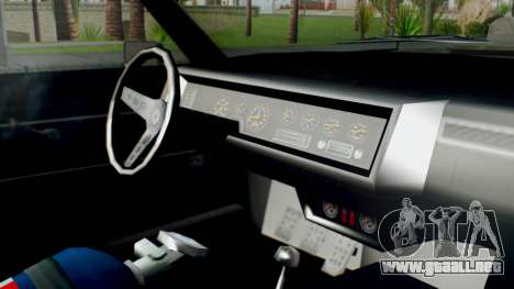 GTA 5 Imponte Nightshade IVF para la visión correcta GTA San Andreas