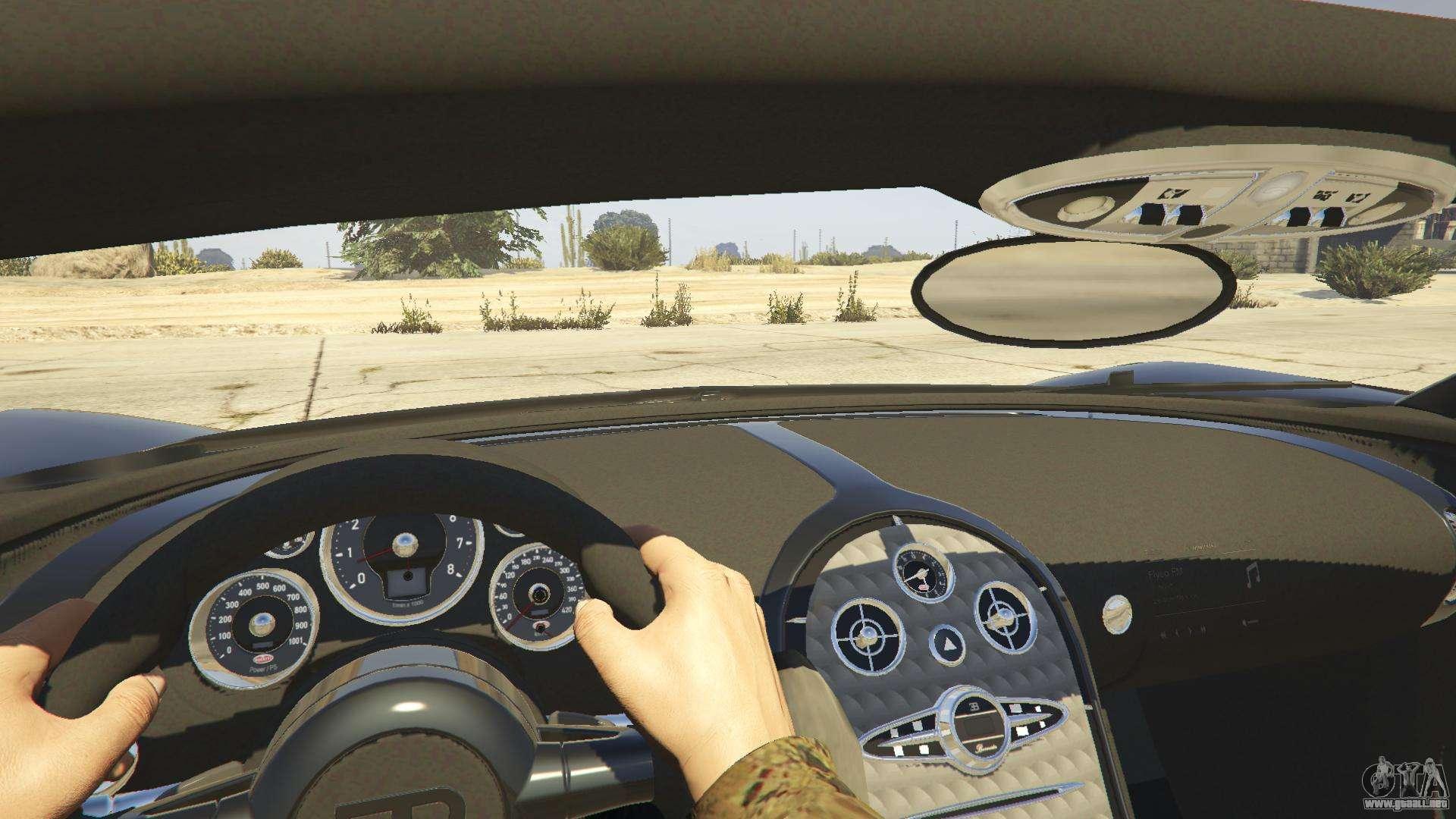 bugatti veyron v6 0 para gta 5. Black Bedroom Furniture Sets. Home Design Ideas