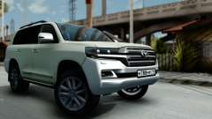 Toyota Land Cruiser 200 2016 Bulkin Edition para GTA San Andreas